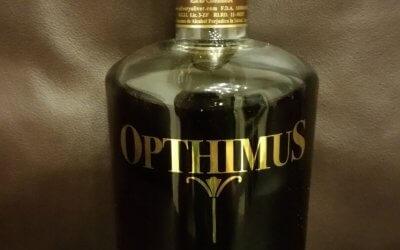 Opthimus 21 Jahre Rum – Tasting