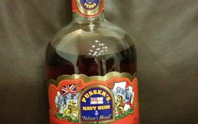 Pusser's British Navy Nelson's Blood 15 Jahre Rum – Tasting
