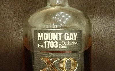 Mount Gay XO Reserve Cask Rum – Tasting