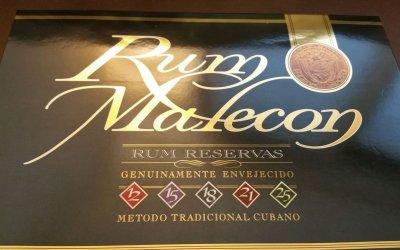 Malecon Rum 12 – 25 Jahre Vergleichstest