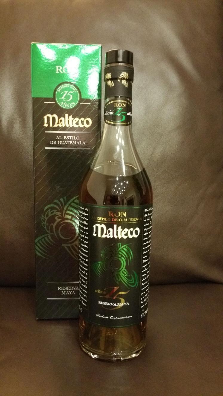 Malteco 15 Verpackung & Flasche