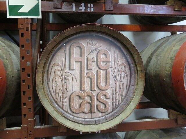 Rum Fass Arehucas