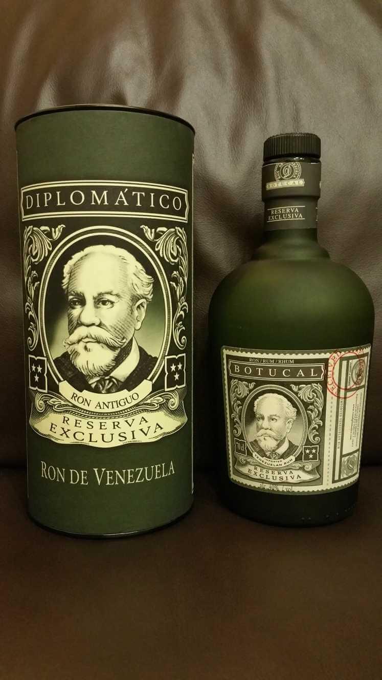 Botucal Reserva Exclusiva Flasche und Verpackung front