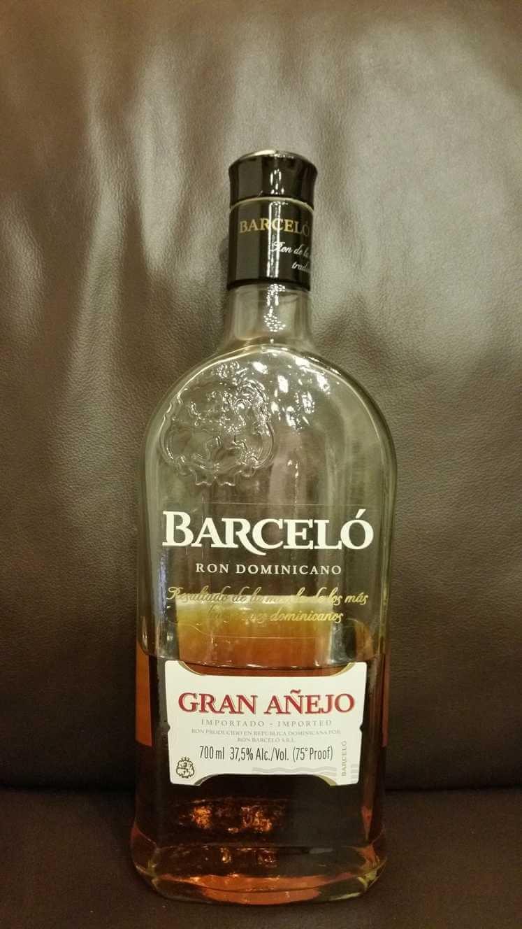 Ron Barcelo Gran Anejo front