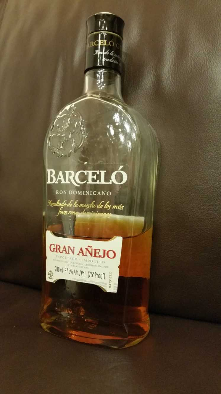 Ron Barcelo Gran Anejo seite
