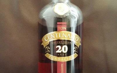 Ron Centenario 20 Solera Fundacion – Tasting