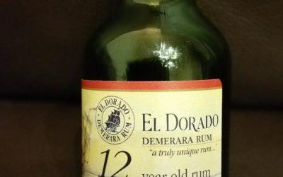 El Dorado 12 Jahre Rum – Tasting