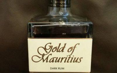 Gold of Mauritius Dark Rum – Tasting