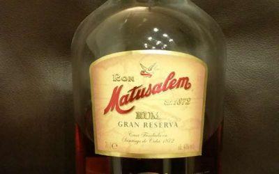 Ron Matusalem Gran Reserva 23 Rum – Tasting