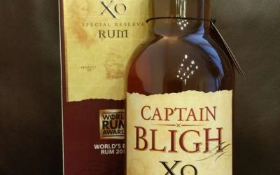 Sunset Captain Bligh XO Rum – Tasting