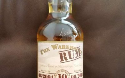 TWR Barbancourt 10 YO Single Cask – Tasting
