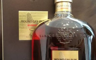 Mount Gay 1703 Old Cask Selection – Tasting