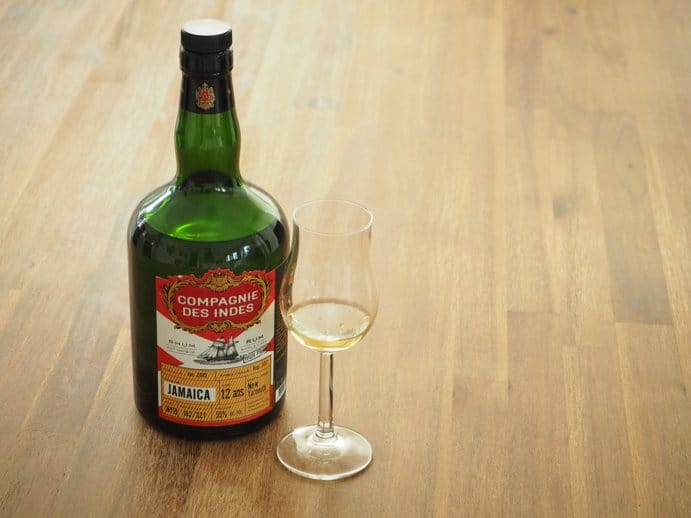 Compagnie des Indes New Yarmouth front + Glas