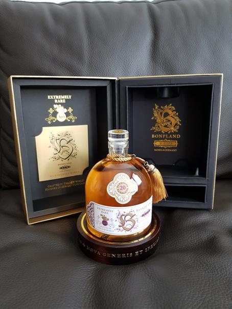 Bonpland Rum Barbados 20 Jahre full