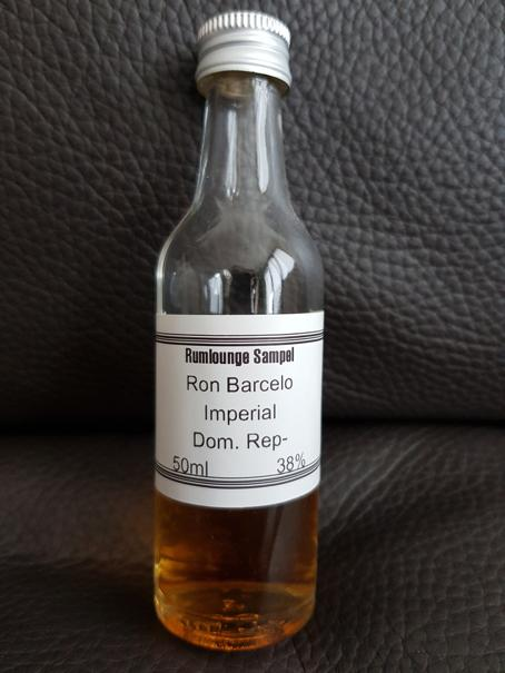 Ron Barcelo Imperial Sample front