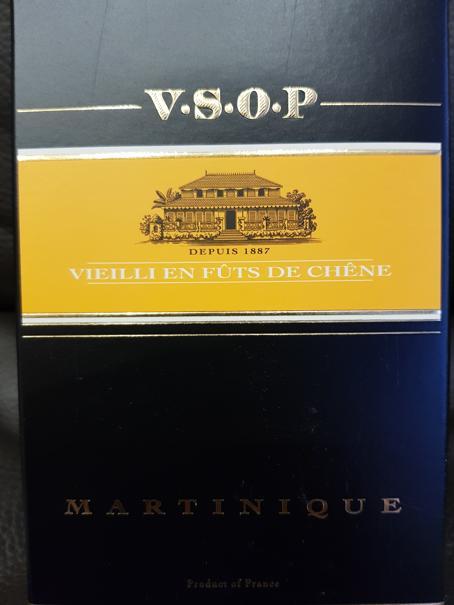 Clément Rhum Vieux Agricole V.S.O.P packung front nah