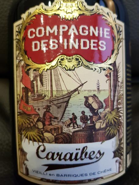 Compagnie Des Indes Caraibes front nah