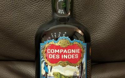 Compagnie des Indes West Indies 8 Years Old – Tasting