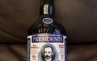 Presidente Rum 23 Jahre – Tasting