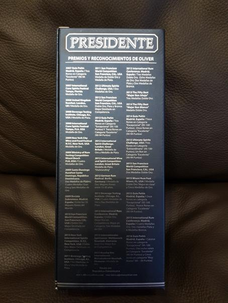Presidente-Rum-23-Jahre-packung-back-full