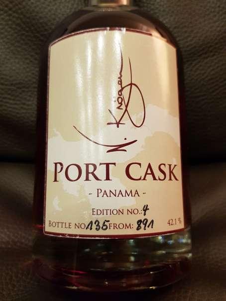 N. Kröger Port Cask Special Release front nah