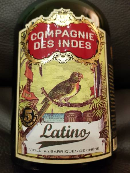 Compagnie des Indes Latino front nah