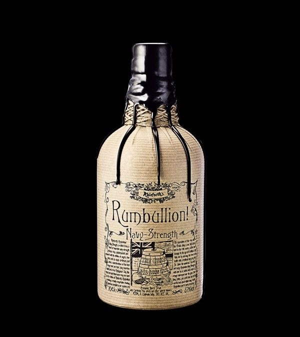 Ableforth's Rumbullion! Navy Strength – Tasting