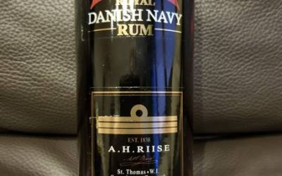 A.H. Riise Royal Danish Navy Rum – Tasting