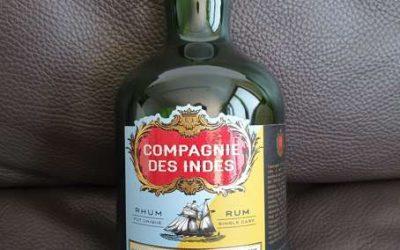 Compagnie des Indes Guyana 8 Jahre – Tasting