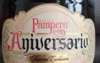 Pampero Aniversario – Tasting