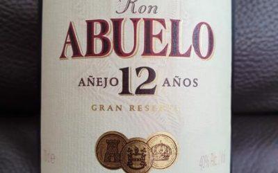 Abuelo Rum 12 Jahre – Tasting